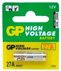 Батарейка GP 27A (MN27, 1 шт)