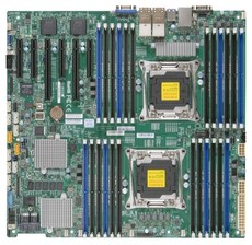 Серверная плата SuperMicro X10DRI-LN4+-O