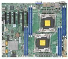Серверная плата SuperMicro X10DRL-I-O