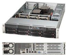 Серверная платформа SuperMicro SYS-6028R-WTR