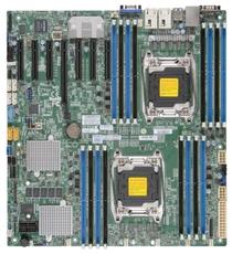 Серверная плата SuperMicro X10DRH-C-O