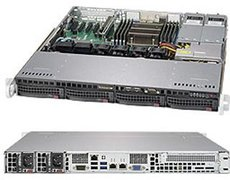 Серверная платформа SuperMicro SYS-5018R-MR