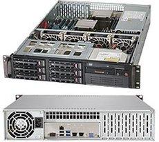 Серверная платформа SuperMicro SYS-6028R-T