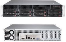 Серверная платформа SuperMicro SYS-6028R-TR