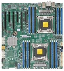 Серверная плата SuperMicro X10DAX-O