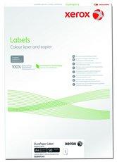 Наклейки Xerox DuraPaper Label A4 (003R97344)