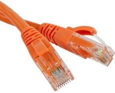 Патч-корд Hyperline PC-LPM-UTP-RJ45-RJ45-C5e-1.5M-LSZH-OR