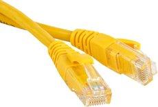Патч-корд Hyperline PC-LPM-UTP-RJ45-RJ45-C6-1.5M-LSZH-YL