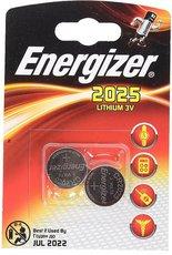 Батарейка Energizer Classic (CR2025, 2 шт)