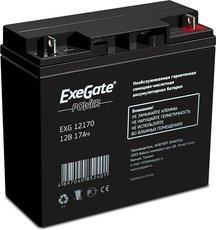 Аккумуляторная батарея Exegate EG17-12/EXG12170