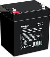 Аккумуляторная батарея Exegate EG4.5-12/EXG1245 F1