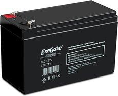 Аккумуляторная батарея Exegate EG7-12/EXG1270 F2