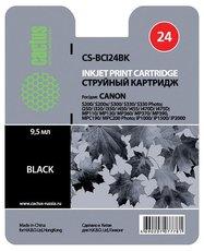 Картридж Cactus CS-BCI24BK