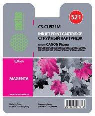 Картридж Cactus CS-CLI521M