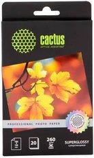 Фотобумага Cactus CS-HGA626020