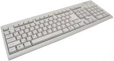 Клавиатура Gembird KB-8300U-R White USB