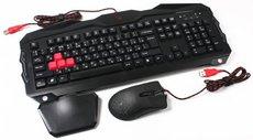 Клавиатура + мышь A4Tech Bloody B2100
