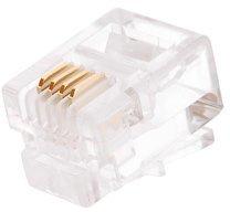 Коннектор NIKOMAX NMC-RJ64RE06UC1-100