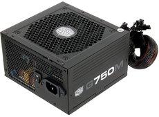 Блок питания 750W Cooler Master G750M (RS750-AMAAB1-EU)