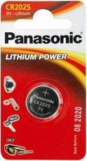Батарейка Panasonic Luthium Power (CR2025, 1 шт)