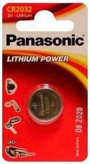 Батарейка Panasonic Luthium Power (CR2032, 1 шт)
