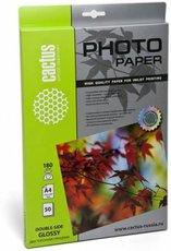 Фотобумага Cactus CS-GA418050DS
