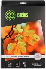 Фотобумага Cactus CS-HGA426050
