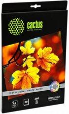 Фотобумага Cactus CS-SGA426020