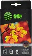 Фотобумага Cactus CS-SGA628020