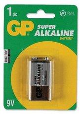 Батарейка GP 1604S(6F22) (9V, 1 шт)