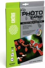 Фотобумага Cactus CS-GA420020