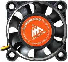 Вентилятор для корпуса GlacialTech IceWind 4010