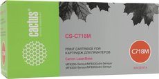 Картридж Cactus CS-C718M