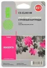 Картридж Cactus CS-CLI451M