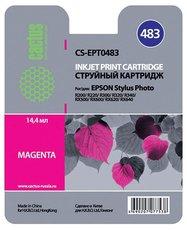 Картридж Cactus CS-EPT0483