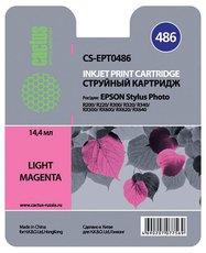 Картридж Cactus CS-EPT0486