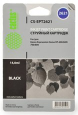 Картридж Cactus CS-EPT2621