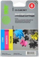 Картридж Cactus CS-CLI8C/M/Y