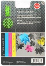 Заправочный комплект Cactus CS-RK-CAN426