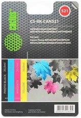 Заправочный комплект Cactus CS-RK-CAN521