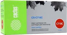 Картридж Cactus CS-C718C