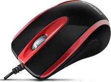 Мышь Crown CMM-014 Black/Red