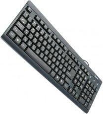 Клавиатура Gembird KB-8300-BL-R Black PS/2