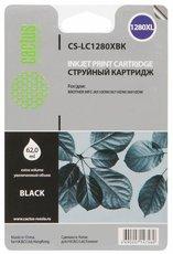 Картридж Cactus CS-LC1280XBK