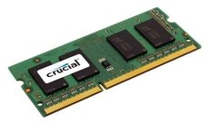 Оперативная память 8Gb DDR-III 1600MHz Crucial SO-DIMM ECC (CT102472BF160B)
