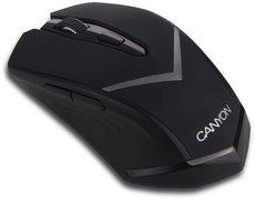 Мышь Canyon CNE-CMSW3 Black
