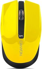 Мышь Canyon CNS-CMSW5 Yellow