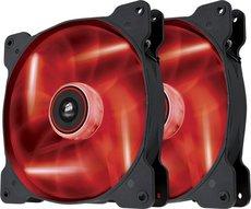 Вентилятор для корпуса Corsair SP140 Air Series LED Red High Static Pressure Twin Pack (CO-9050034-WW)