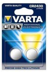 Батарейка Varta (CR2430, 1 шт)