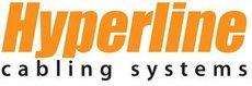 Вставка Keystone Hyperline KJNE-8P8C-C6-90-RD